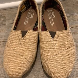 NWOT twill Toms